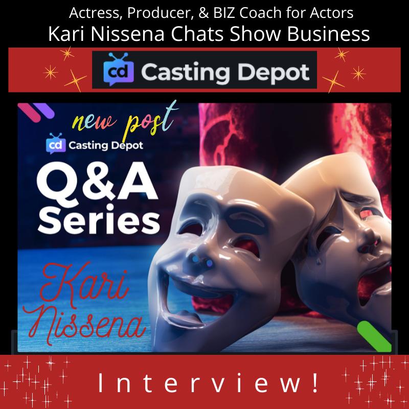 Kari-Nissena-Casting-Depot-Interview